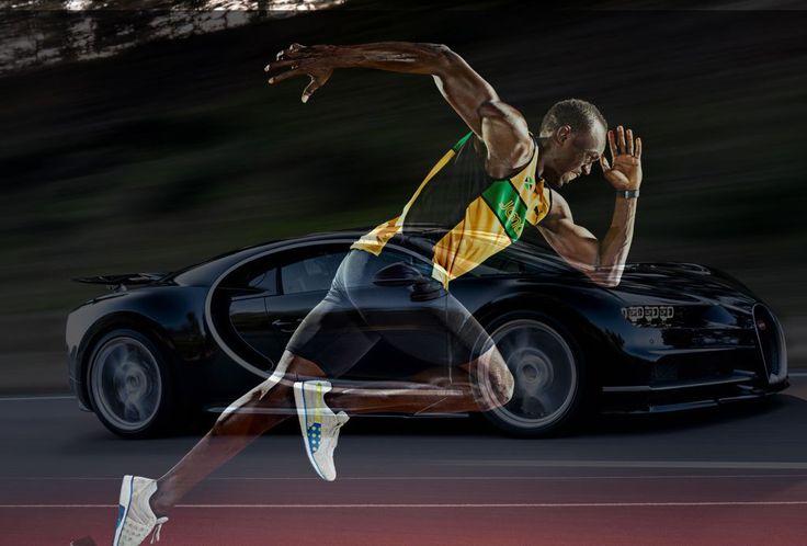 Si los corredores olímpicos fueran un coche, ¿cuál serían?