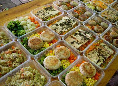 Ideas y consejos a la hora de preparar viandas - Cocina