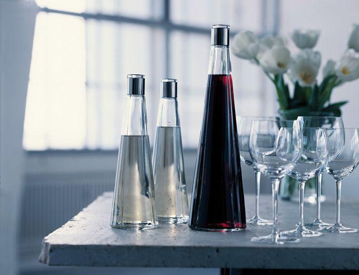 Karafka do wina Grand Cru - Rosendahl w fabrykaform.pl