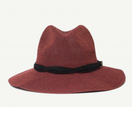 Fatima Straw Fedora Hat | Goorin Bros. Hat Shop