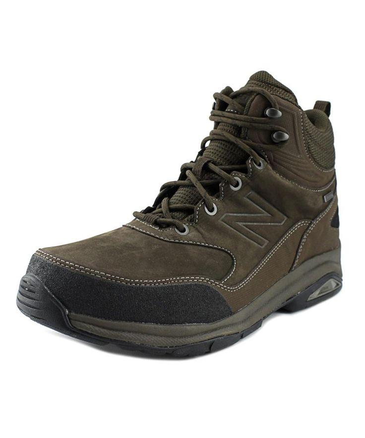 NEW BALANCE New Balance Mw1400 Men  Round Toe Leather Brown Hiking Shoe'. #newbalance #shoes #sneakers
