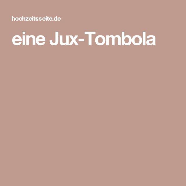 eine Jux-Tombola