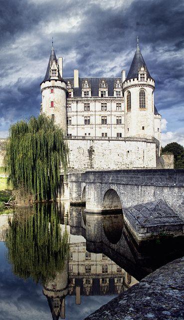 La Rochefoucauld, Poitou-Charentes, France
