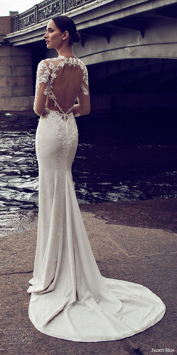 Nurit Hen 2016 White Heart Bridal Collection