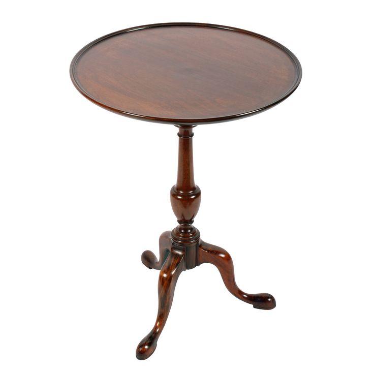 Georgian Style Dish Top Table