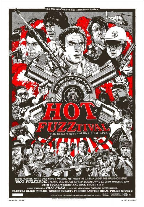 Hot FuzzTival - poster