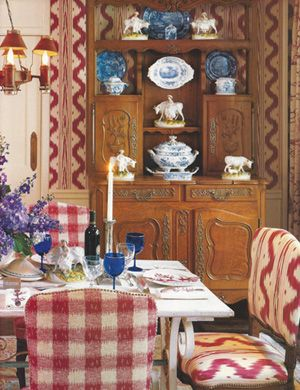Charles Faudree on French Country Style   Maison & Co.