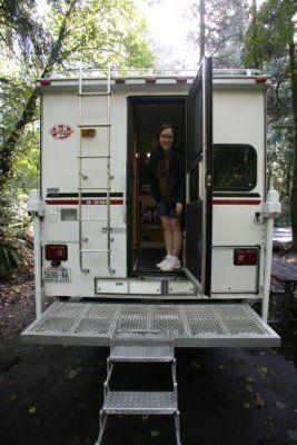 Best 25 Truck Camper Ideas On Pinterest Truck Storage