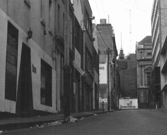 Thumpin' Tum Disco Little Latrobe St. Melbourne Victoria 1960's