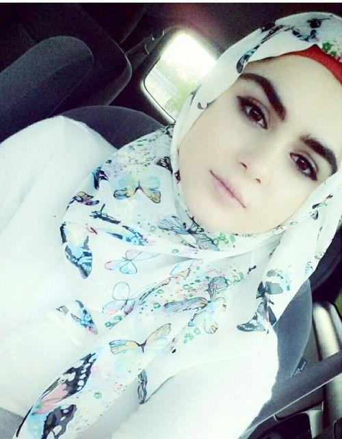 Nude hijab muslim girls selfie pics-4332