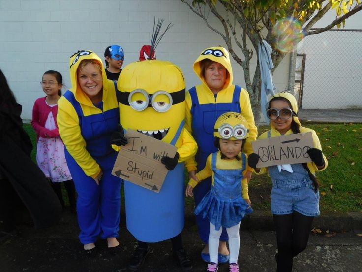 Primary Character Parade 2016