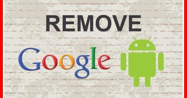 Cara Menghapus Akun Google Di Android Yang Tidak Penting