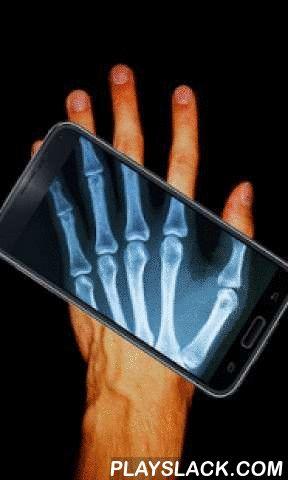 """XRay Body Scanner Simulator  Android App - playslack.com ,  """"Xray Body Scanner simulator"""" is een entertainment-app waarmee je een nep röntgenstraal scans op je vrienden. Vergeet niet dat deze app is niet echt een xray machine om het lichaam te scannen, maar alleen een simulator, die een aantal van je vrienden kan maken als een echte röntgen scanner. Hoe werkt het?Kies een lichaamsdeel dat u wilt scannen. Plaats uw telefoon in de voorkant van dat lichaamsdeel. App zal een deel van eerder…"""