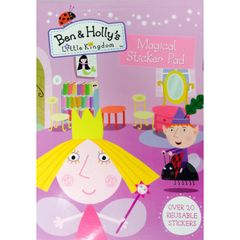 BEN & HOLLY'S LITTLE KINGDOM ~ Magical Sticker Pad