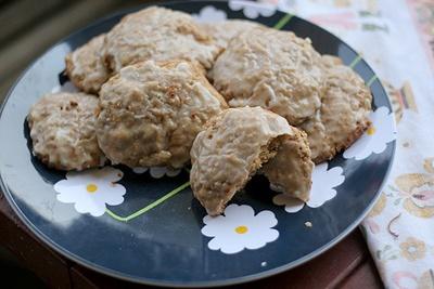 Glazed Apple Cookies | Cookies | Pinterest