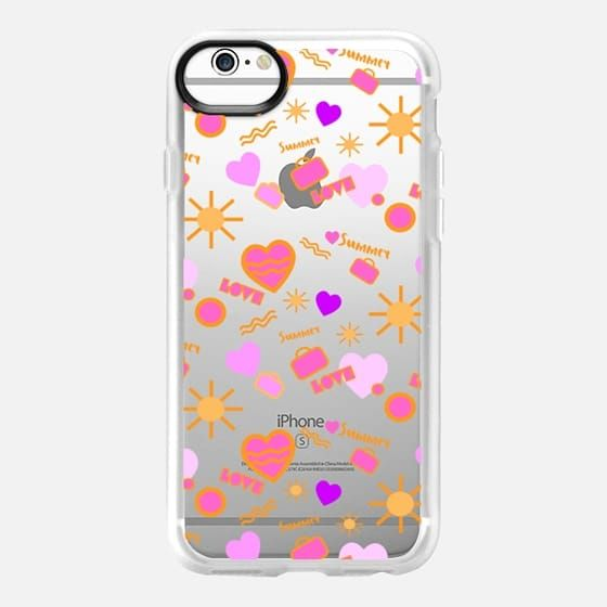 Summer LOVE iPhone 6s Case by MIRIMODesign | Casetify