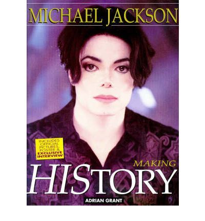This picture book features photographs of Michael Jackson's world tour, and contains a report on the opening shows which hit Wembley in July 1997 and continued in Europe. A colour poster is also included.