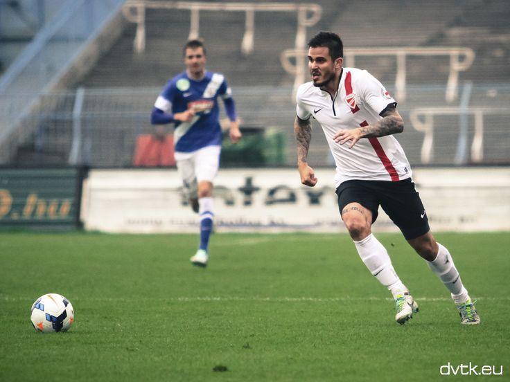Gosztonyi András végigjátszotta az MTK elleni Ligakupa-mérkőzést