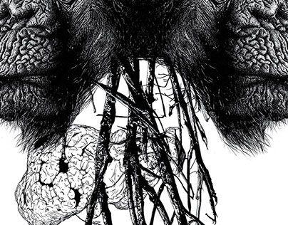 "Check out new work on my @Behance portfolio: ""PUTRIDO"" http://be.net/gallery/32281777/PUTRIDO"