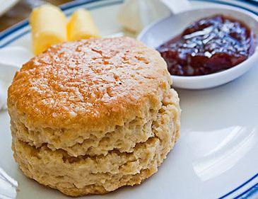 Butter scones, Cameron Highlands