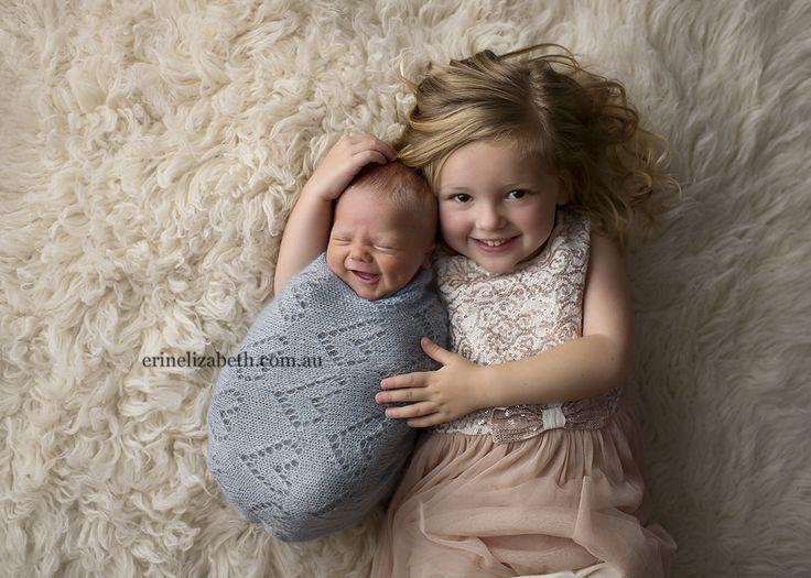 8 day old baby boy photographed by perth newborn photographer erin elizabeth