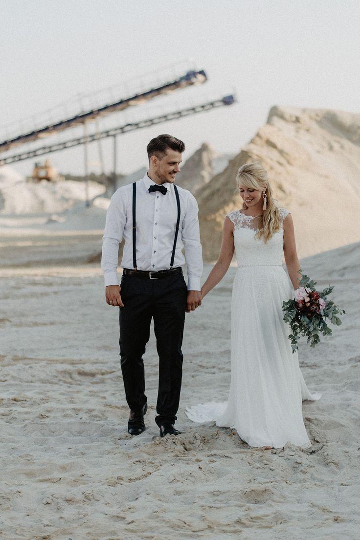 After-Wedding-Shoot mit Katrin und Keno - Hochzeitsfotografie in Norddeutschland - Parchen Fotos