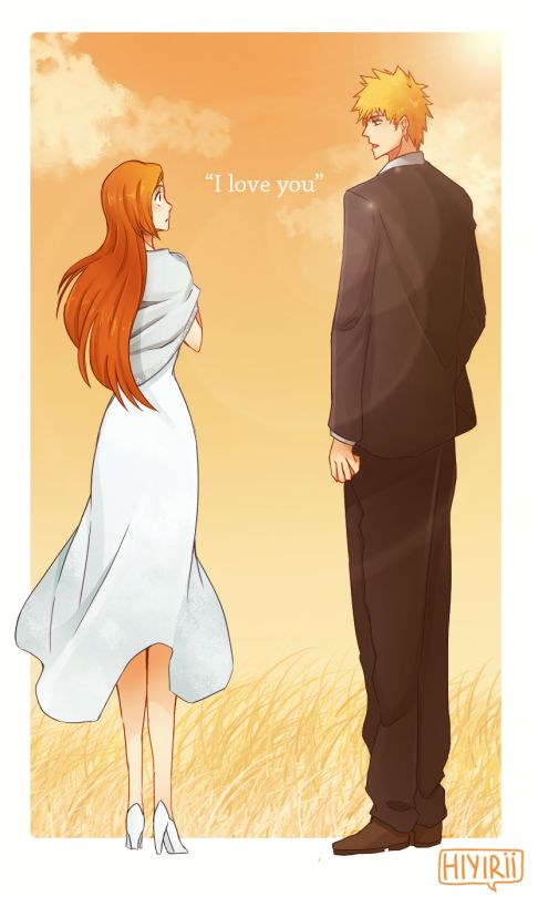 """Finally, Ichigo confessed <3 Bleach novel """"We do knot always love you"""""""