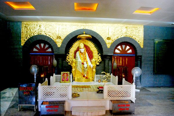 Shirdi & Shani Shingnapur Full Day Sight Seeing Tour Ex. - Aurangabad/Maharashtra