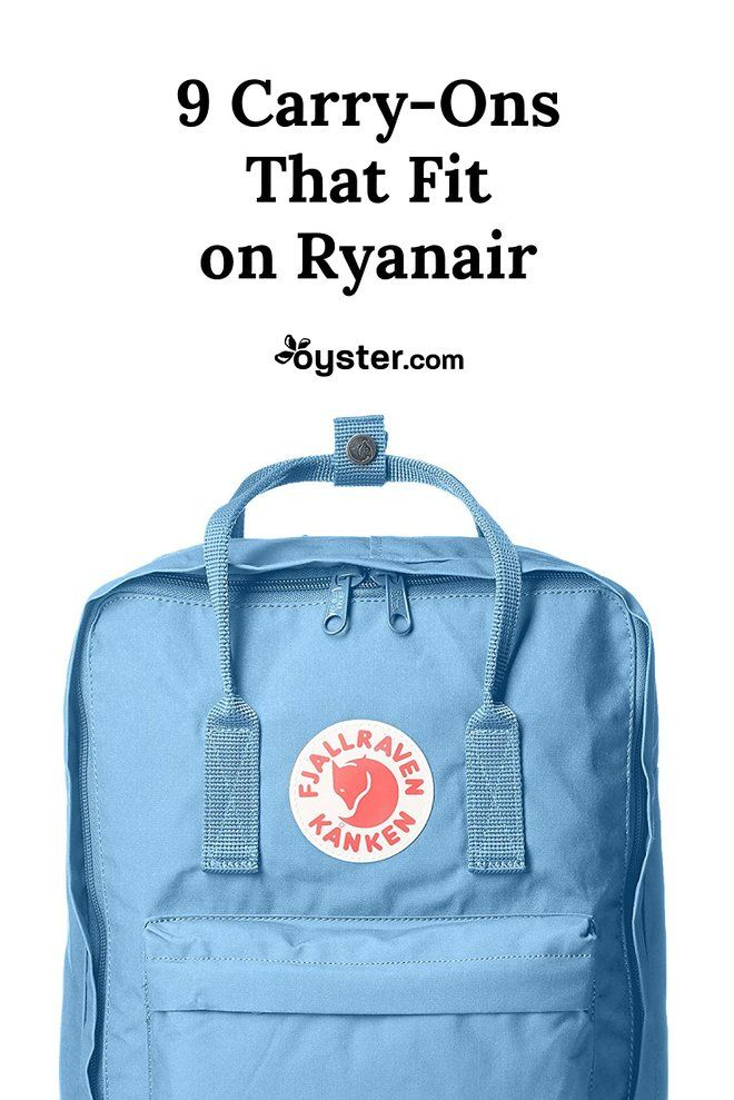 Best Hand Luggage And Cabin Baggage To Fit On Ryanair Oyster Com Small Carry On Luggage Small Travel Bag Carry On Bag Size
