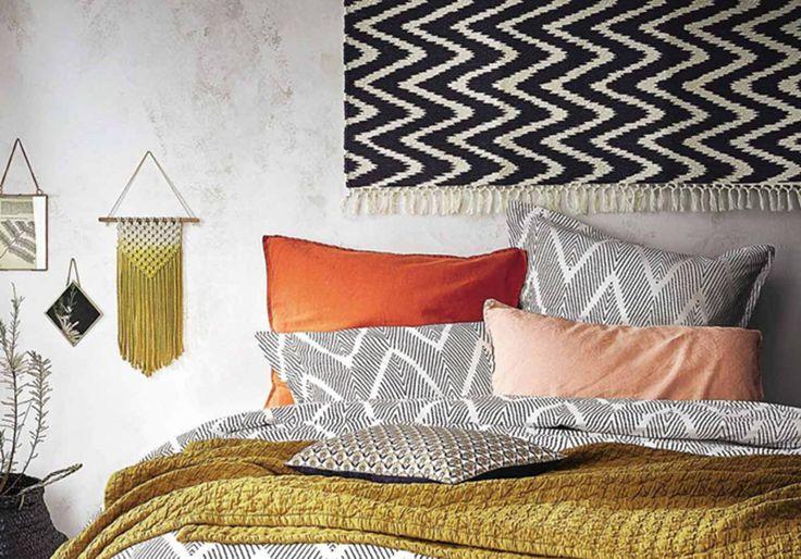 Idées déco pour la chambre : découvrez toutes nos idées déco pour aménager votre chambre en beauté...