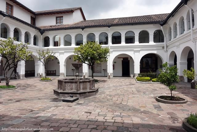 There are a ton of museums in Quito, Ecuador. Museo del Carmen Alto and Casa del Alabado are two of the lesser-known ones. Should they be on your list?