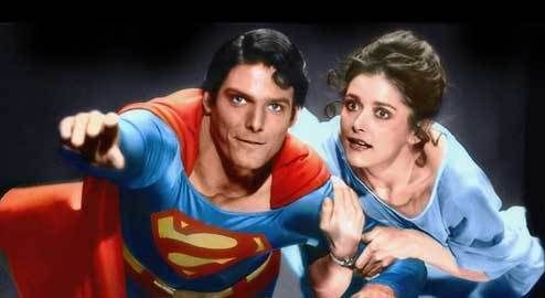 Superman and Lois Lane - superman-the-movie Photo - Have to get some engagement photos like this!