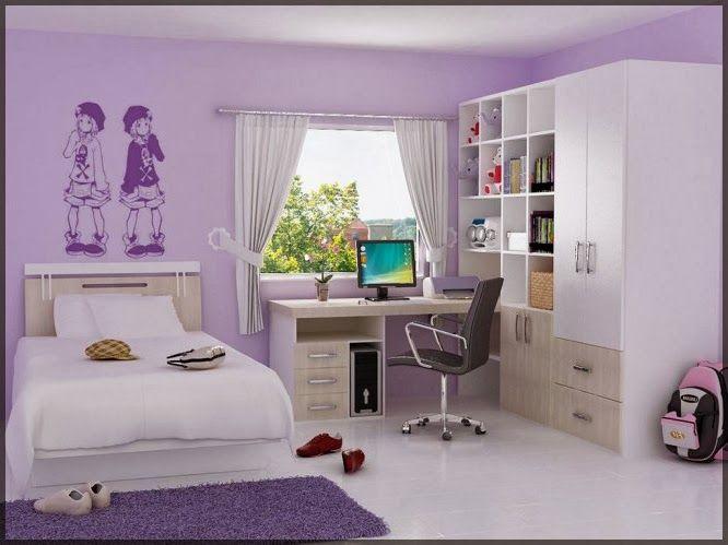 Pi di 25 fantastiche idee su piccole stanze su pinterest - Camera da letto ragazza ...