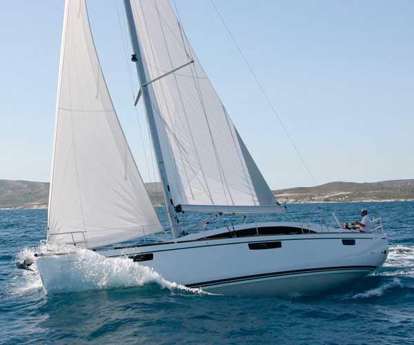 Bavaria Vision 46 Yachtcharter im Griechenland .