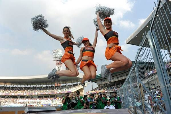 IPL 2015: Who cheers the best