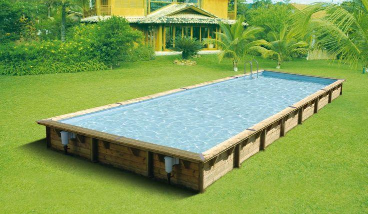 piscine bois xxl