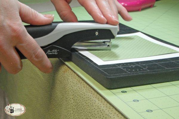How to use tiny attacher as long reach stapler