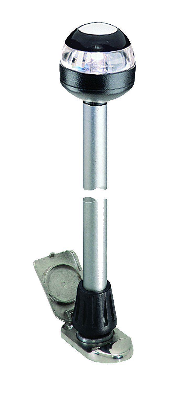 Aqua Signal Series 22 12V Navigation Light for Power Boats Up to 39', All-Round