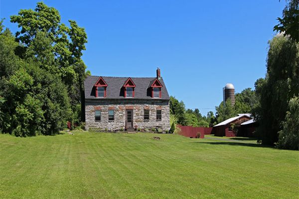 7 Magical Old Stone Houses for Sale - Historic Homes for Sale - Country Living