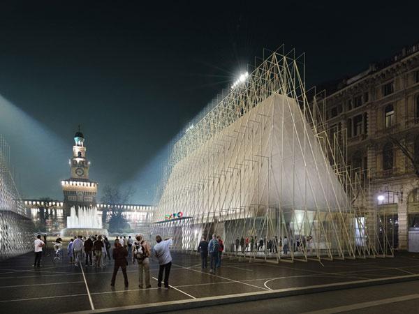 Expo 2015: una porta a Milano