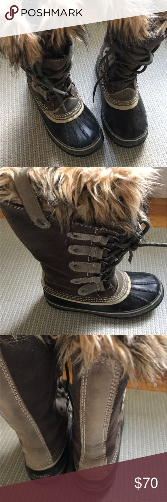 Sorel Joan of Arc Boots Size 8, Sorel Joan of arc boots, excellent used condition, no marks or stains or damage! Get an excellent deal for winter boots in the summer! Sorel Shoes