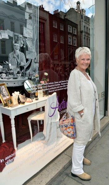 Judi Dench Photos: Fenwick of Bond Street Celebration