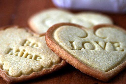 Sentimental cookies