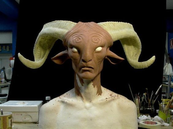 The Faun from Pan's Labyrinth | Pinwire.