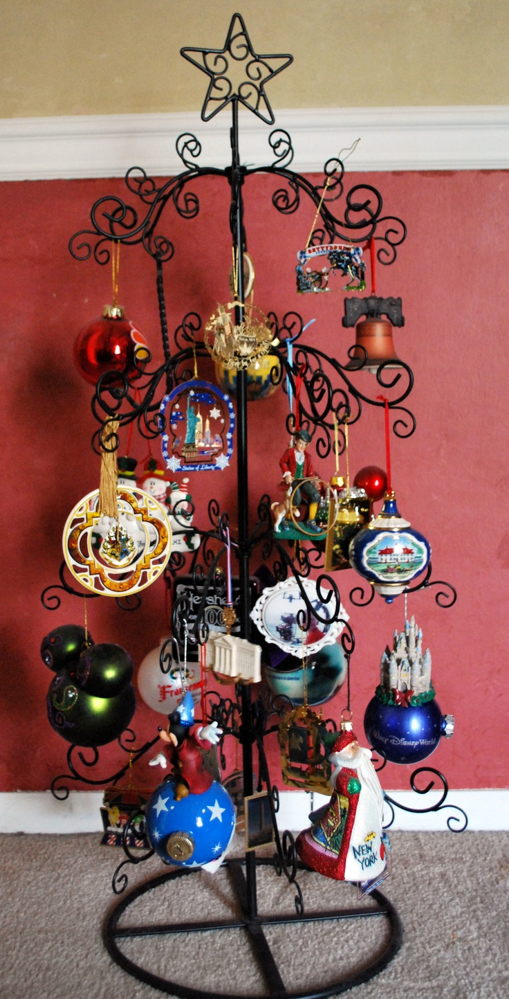 This Is My Son Alexanders Ornament Collection It Was Started In 2007 And  Currently He