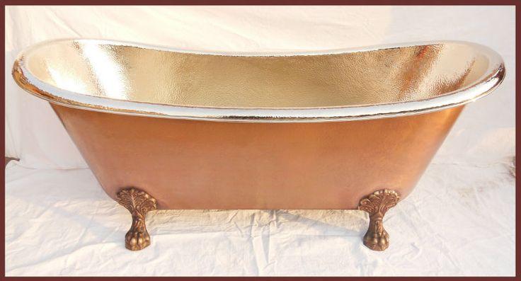 Cuivre Baignoire Sur Pattes , Find Complete Details about Cuivre Baignoire Sur Pattes, from Bathtubs & Whirlpools Supplier or Manufacturer-COPPER BATH COLLECTION