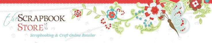 The Scrapbook Store - Scrapbooking & Craft Online Retailer