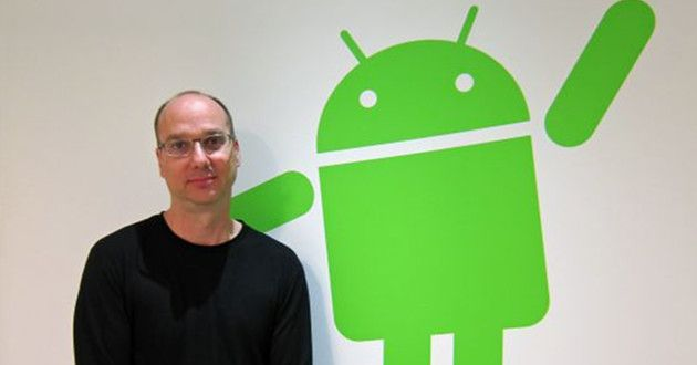 Andy Rubin – Penemu Operating System Android