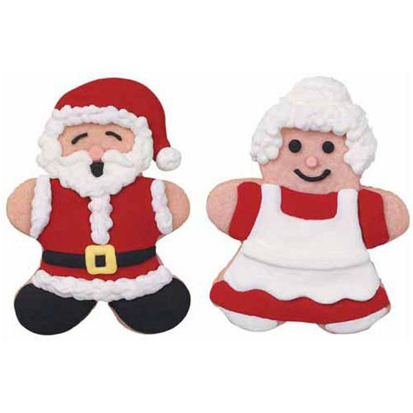 Mr. and Mrs. Claus