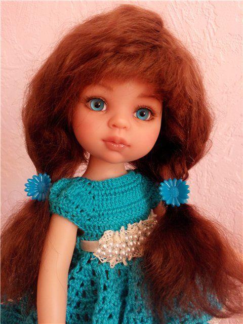 ООАК Кэролл от Paola Reina. / Коллекционные куклы (винил ...